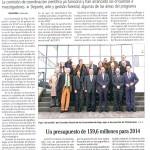 Faro de Vigo 28.12.13